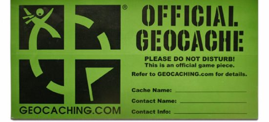 Temporary Coordinates for Geocache #4