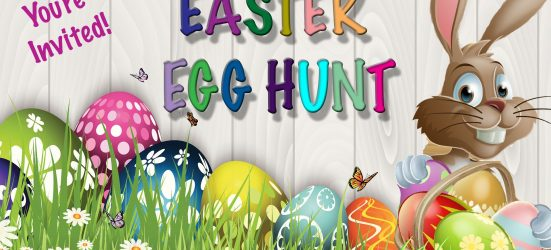 Easter Egg Hunt – March 30