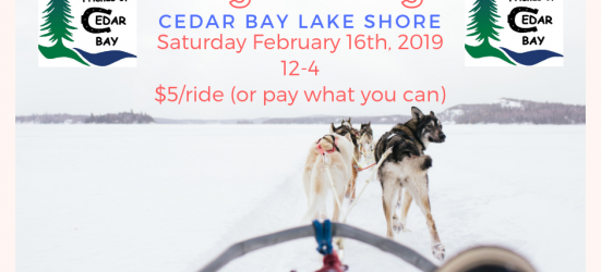 Dog Sledding & Cosy Cabin – Family Day Weekend