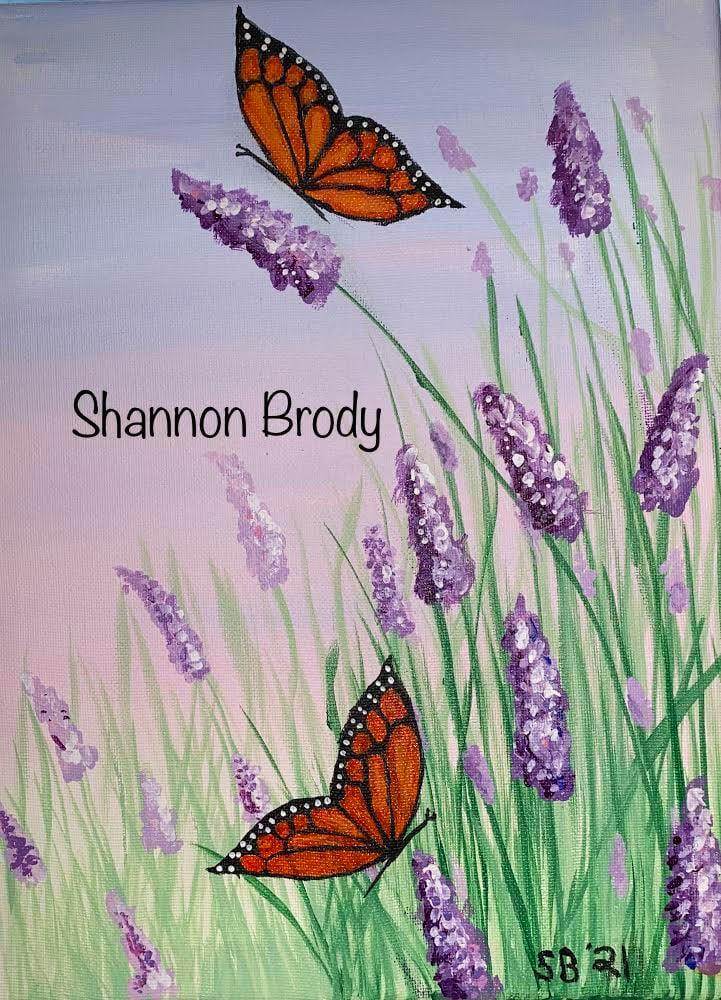 by Shannon Brody