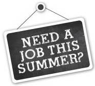 2020 Summer Student Job Opportunity